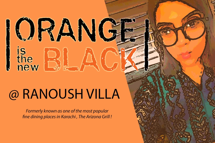 Orange Is The New Black @ Ranoush Villa